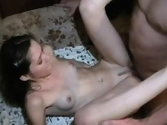 First fuck with a youngster felt more good than expected