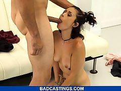 Teenie Fucked in Audition