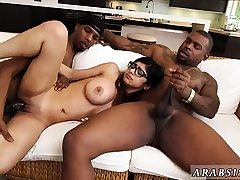 Teenager dual foray big tits My Meaty Black Threesome